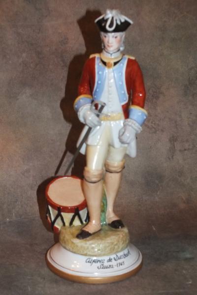 Солдат швейцарской гвардии 1765