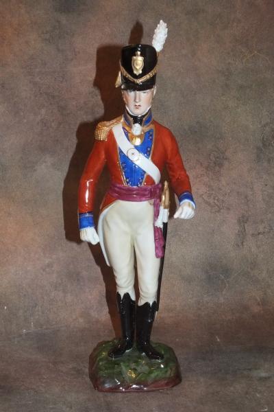 Офицер гвардии Колдстрима 1815
