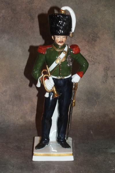 Солдат Шассер 1831