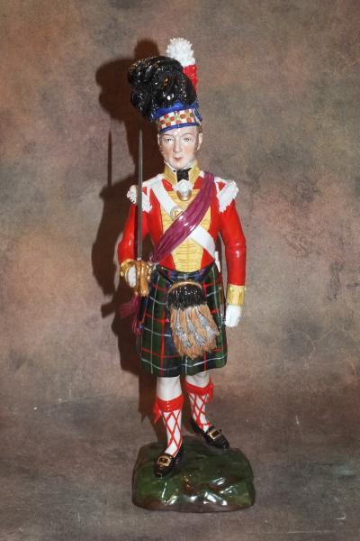 Seaforth Highlanders 1815