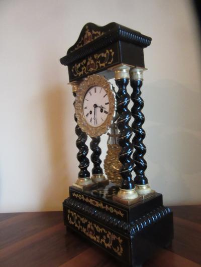 Часы эпохи Наполеона III