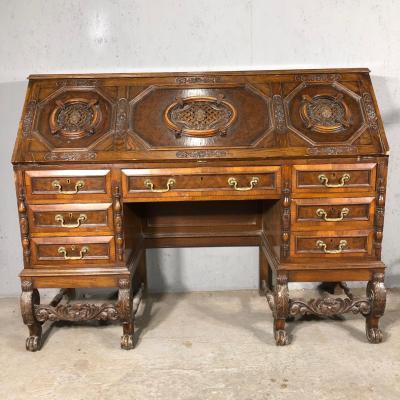 Бюро XIX века Maple&Co Ld.