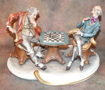 Шахматисты, Каподимонте