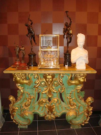 Антикварный стол, XVIII-XIX век.