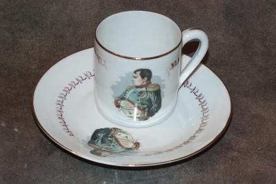 Чайная пара Наполеон