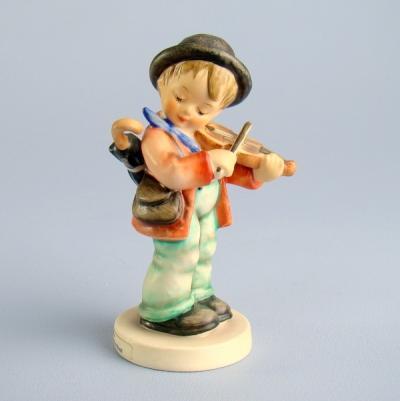 Мальчик с скрипкой