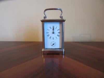 Французские каретные часы