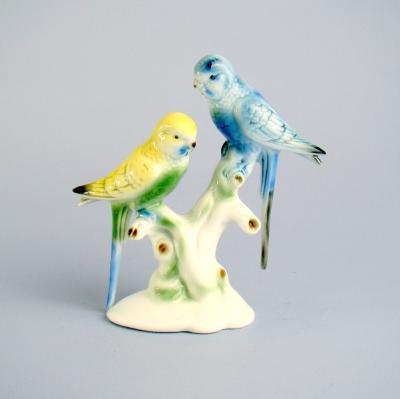 Попугаи Gerold Porcellan