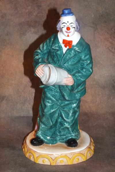 Клоун Он будет Он не будет