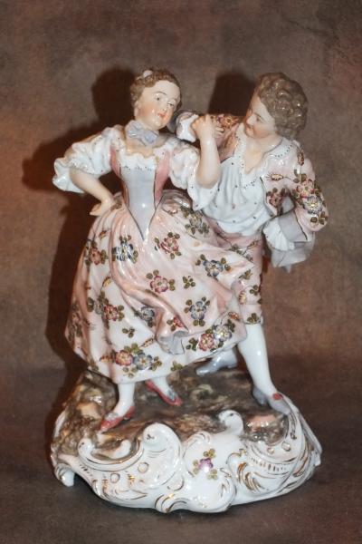 Танцующая пара, Фолькштедт