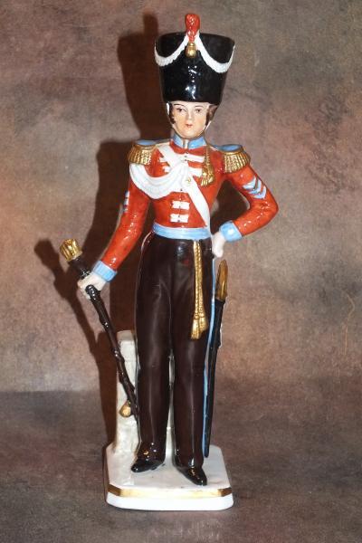 Полковой барабанщик 1828