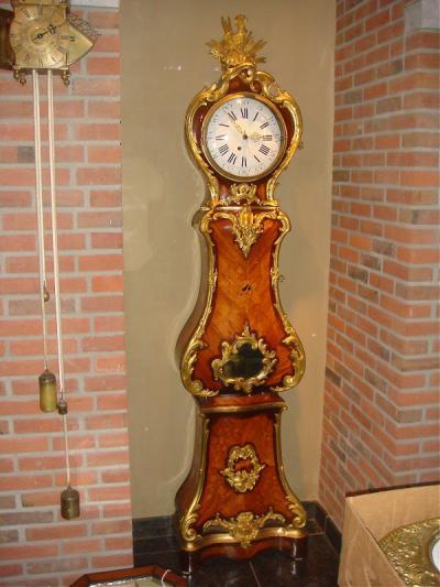 Роскошные часы, ок.1800 г.