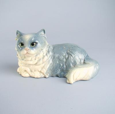 Статуэтка фарфоровая кошка Goebel