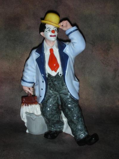 Поспешный клоун