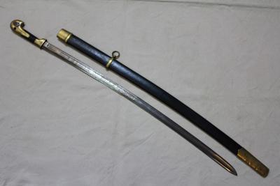 Шашка Аннинское оружие
