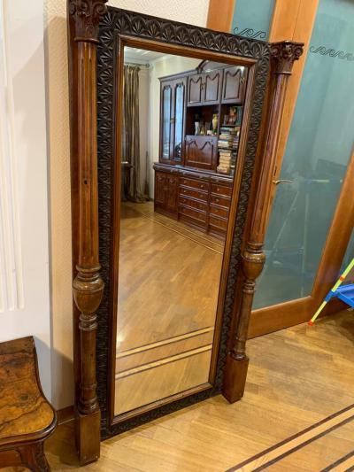 Зеркало в стиле эклектики