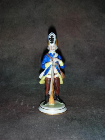 Солдат Гвардеец миниатюра