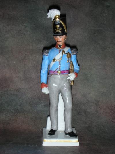 Солдат Офицер артиллерист 1833