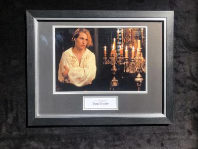 Фото с автографом Тома Круза вампир