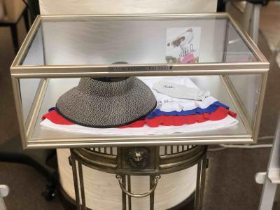 Шляпа, юбка и перчатка Марии Верченовой