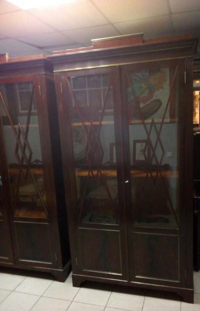 Шкафы в стиле жакоб
