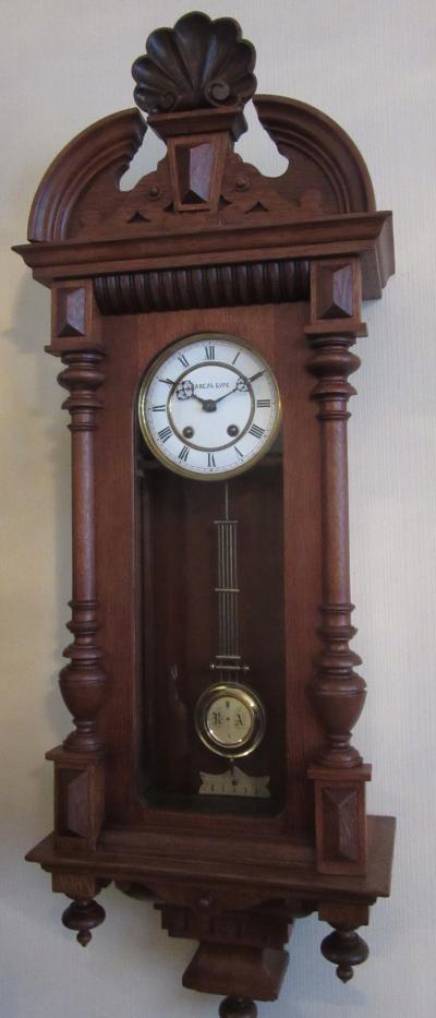 Часы Павел Буре, 1910-е гг