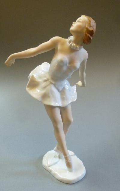 Статуэтка Балерина, 1940 год