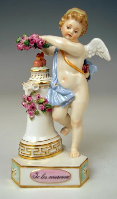 Амур, венчающий сердца, 1815 год