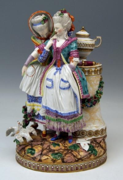 Тайна юной невесты, 1820 год