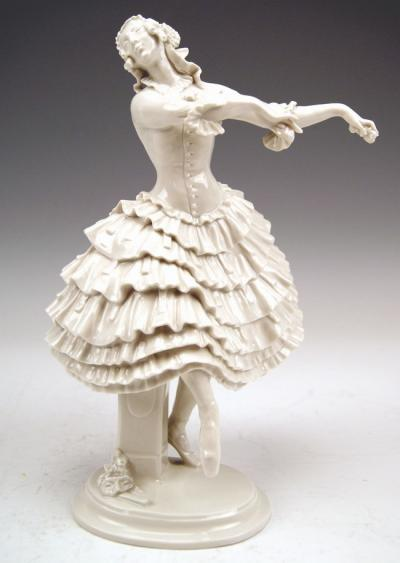 Балерина из Русского балета Карнавал