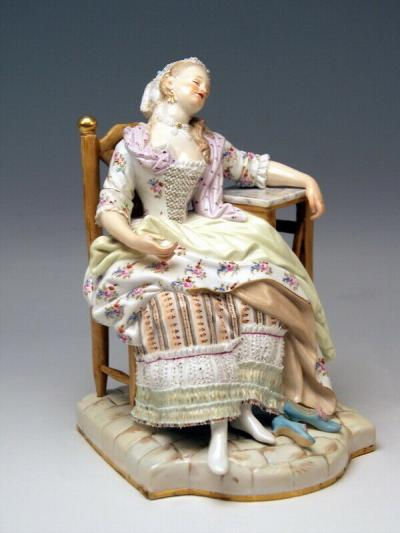 Спящая Луиза, 1830 год
