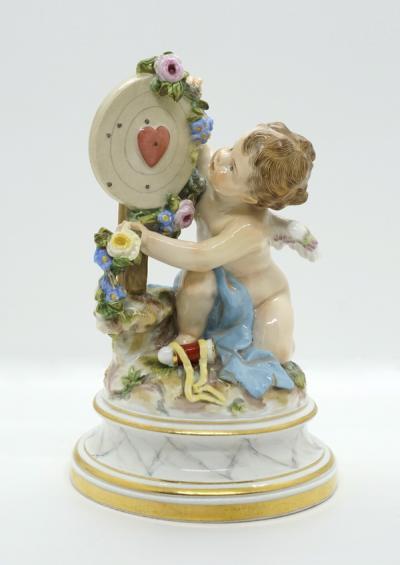 Амур с мишенью, 1860 год