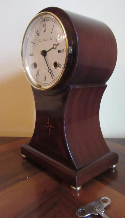 Часы Franz Hermle&Sohn