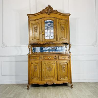 Буфет антикварный в стиле Людовика XV начала XX века.