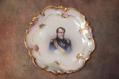 Тарелка Наполеон Бонапарт