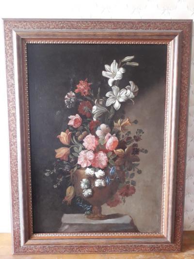Натюрморт Ваза цветов