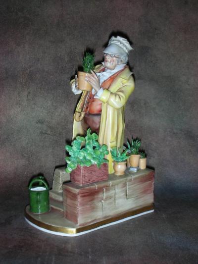 Продавец кактусов