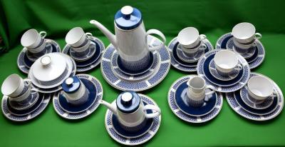 Чайно-кофейный сервиз Лихте