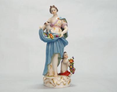 Аллегория Приветливость, 1850 г