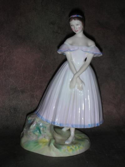 Танцовщица Ла Сильфа