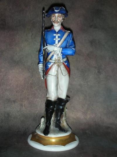 Солдат Пехотинец 1750