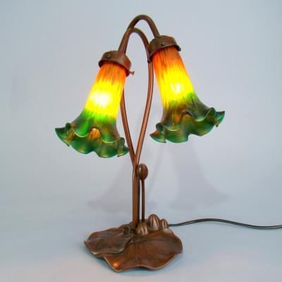 Настольная лампа Лилия