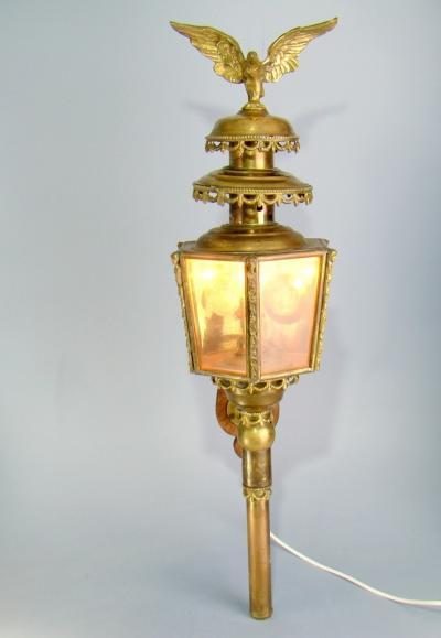 Каретный фонарь