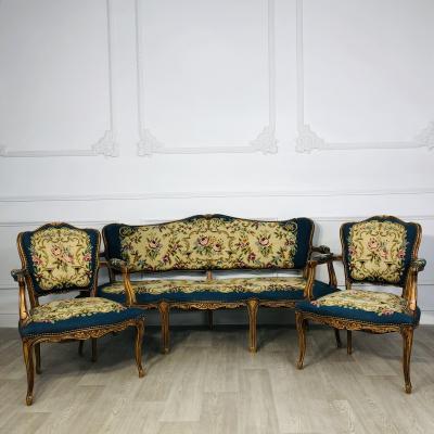 Гарнитур мягкой мебели первой половины XX века