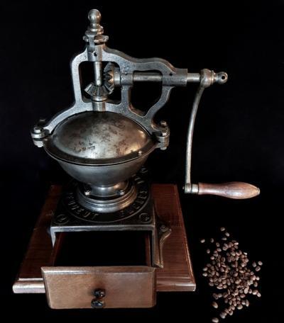 Чугунная кофемолка Peugeot A.2.