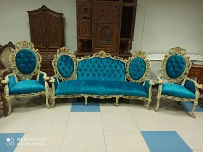 Комплект мягкой мебели барокко венециано