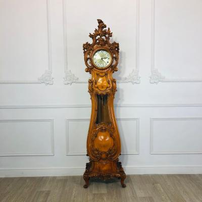 Часы в стиле Людовика XV