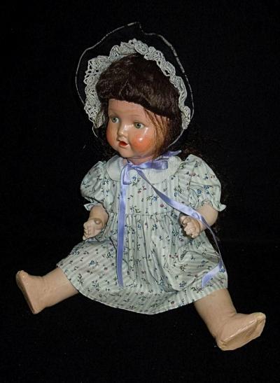 Говорящая кукла Armand Marseille