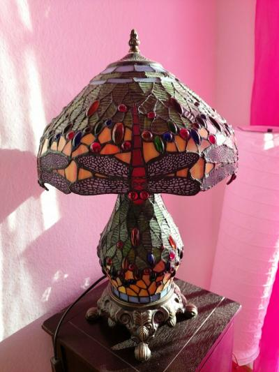 Настольная лампа Tiffany