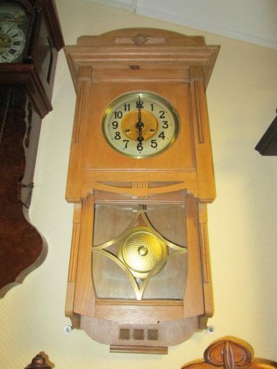 Часы Gustav Becker Silesia 1930 г.